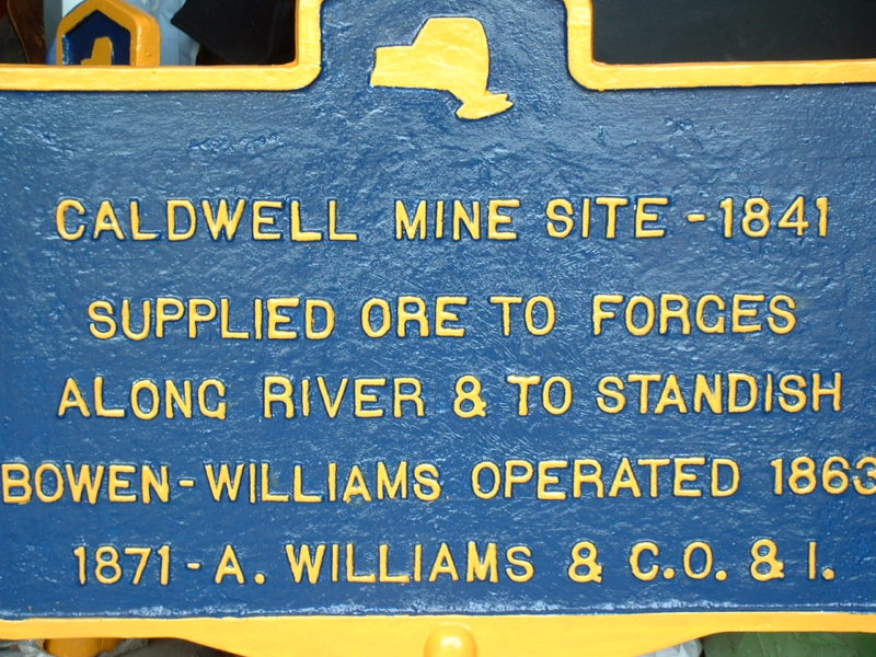 Caldwell  Mine
